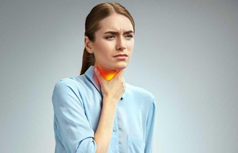 Mal di gola: le 8 cose da sapere
