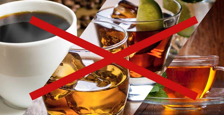 Contro l'incontinenza e la cistite d'estate: evitare alcolici e bevande con caffeina